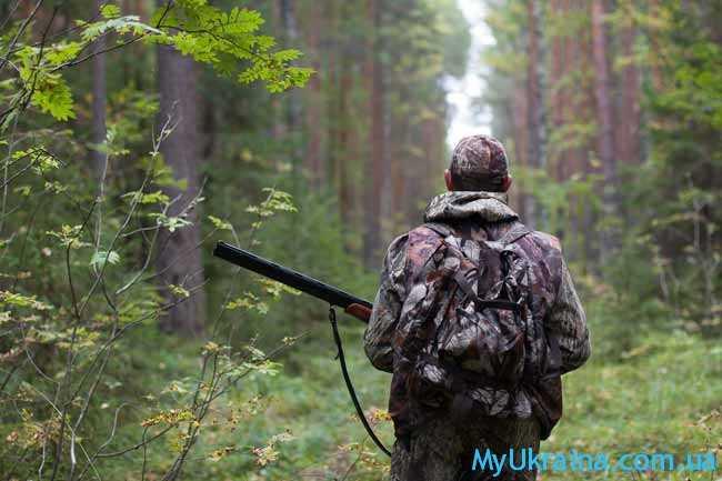 когда состоится открытие охоты в Украине