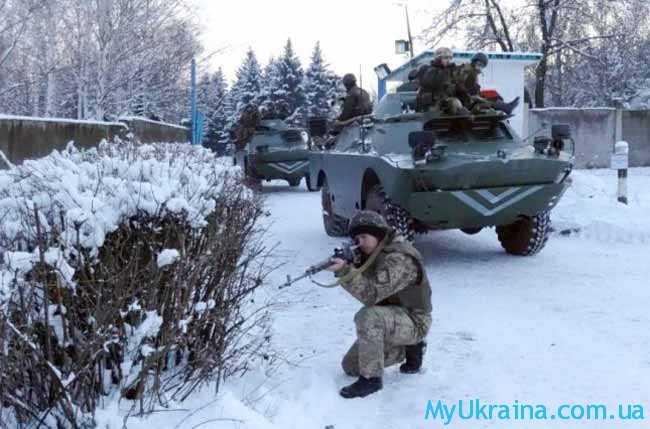 Мнение Ольги по поводу ситуации на востоке