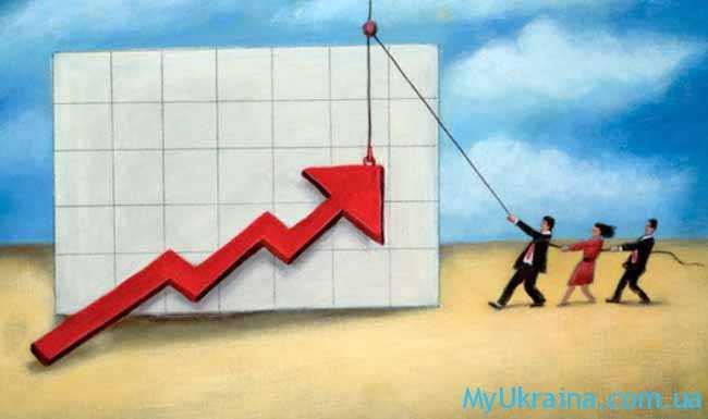 Экономическая ситуация в Украине продолжает оставаться в напряженном состоянии