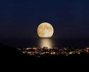 завершается весенний месяц правлением полной луны