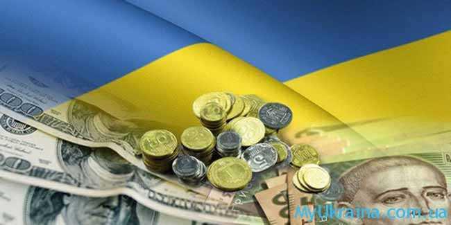 в бюджете Украины было заложено