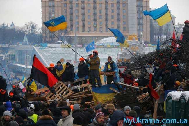 события Майдана