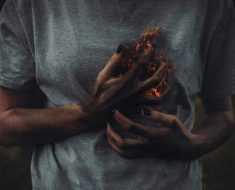 огонь вражды не будет утихать