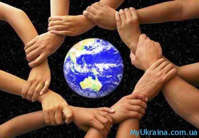 на Земле будет мир