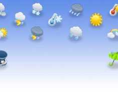 Погода в Украине на июль 2018 года