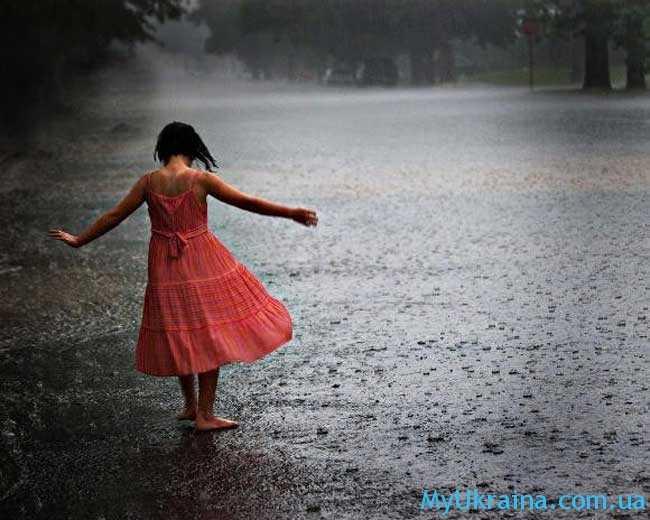 наступает период продолжительных дождей