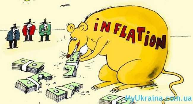 Инфляция – особенный экономический процесс