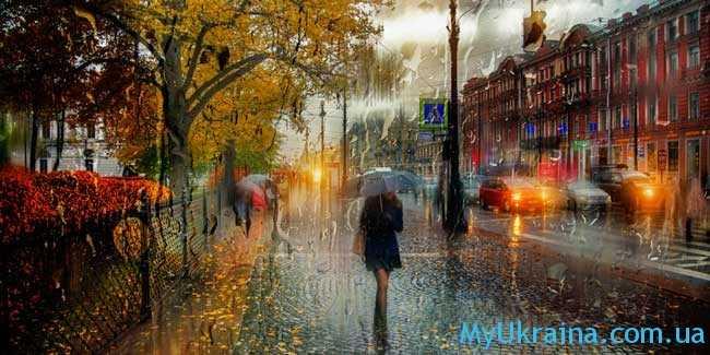 можно смело ожидать проливных дождей