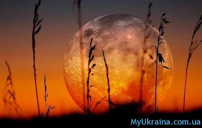 Воздействие луны на самочувствие