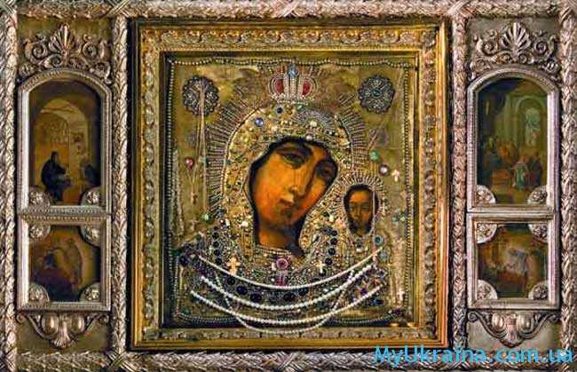 празднование Казанской иконы Богоматери