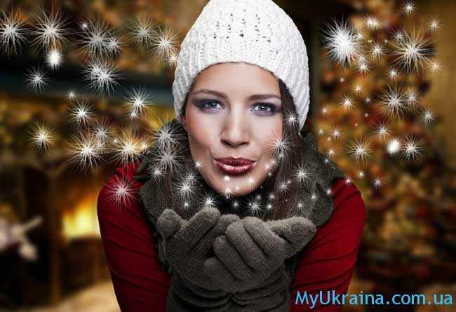 Декабрь - это зимний месяц