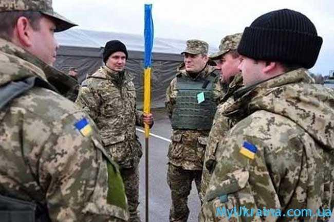 Ситуация, которая сложилась на востоке Украины