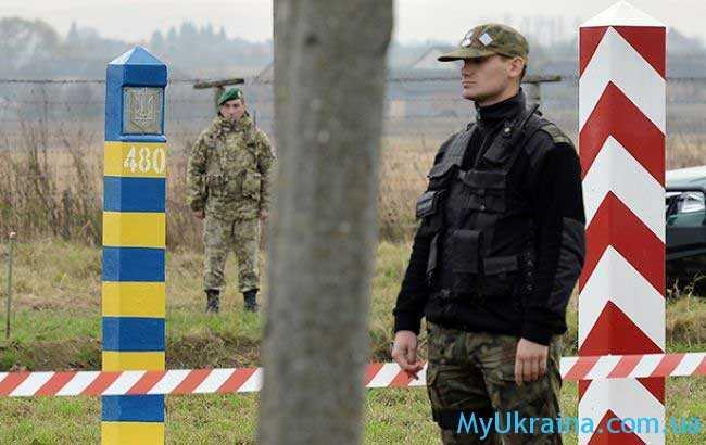 Повышение зарплаты пограничника в Украине в 2019 году
