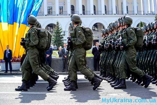 зарплата срочника Украины