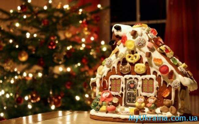 религиозное торжество - Рождество Христа