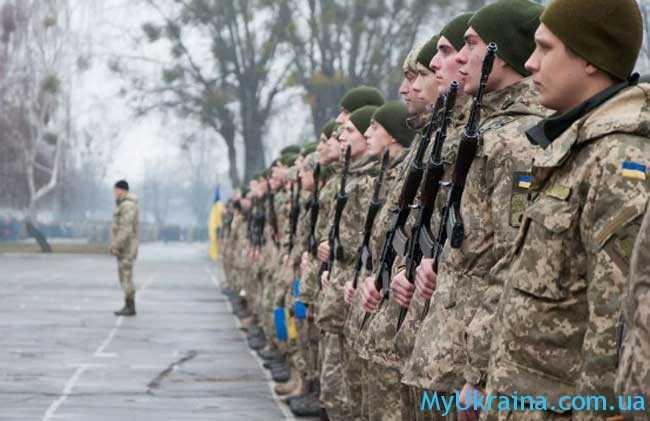 С какого возраста придется идти в армию
