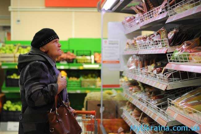 подорожание продуктов и продовольственных товаров