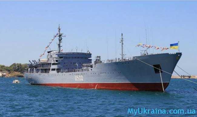 Закрытие Азовского моря