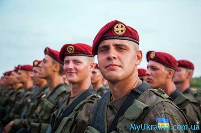 постоянно растет количество призывников и служащих национальной гвардии
