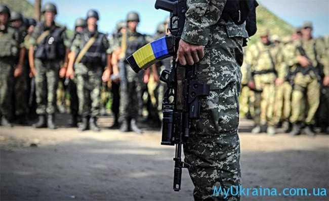 Ранее на территории Донбасса