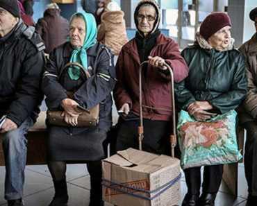 пенсии в Украине в 2019 году переселенцам