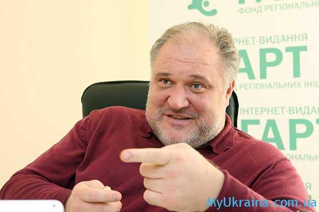 политолог – Владимир Цыбулько