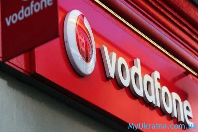 Новый оператор Водафон впервые появился