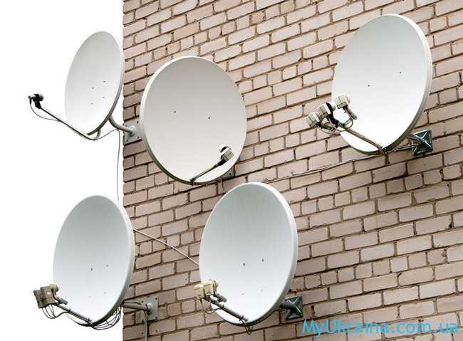 Настройка каналов спутниковой антенны в Украине